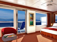 Carnival Glory - Grand Suite