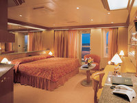 Carnival Liberty - Captain´s Suite