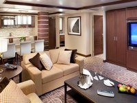 Celebrity Reflection - Royal Suite