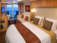 Celebrity Reflection - Sunset-Balkonkabine