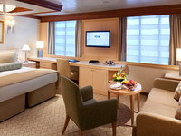 Golden Princess - Window-Suite