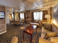 MS Albatros - Captain´s Suite