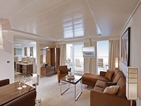 MS Europa 2 - Grand Penthouse Suite