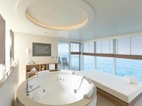 MS Europa 2 - Owner Suite Whirlpool