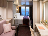 MS Koningsdam - Vista Suite