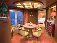 MS Noordam - Pinnacle Suite