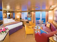 MS Noordam - Signature Suite