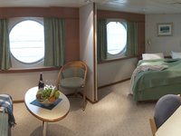 MS Trollfjord - Mini Suite