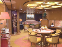 MS Zuiderdam - Pinnacle Suite