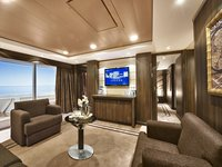MSC Divina - Executive & Family Suite