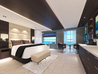 Norwegian Bliss - The Haven Spa Suite mit Balkon