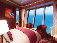 Norwegian Dawn - Garden Villa Suite