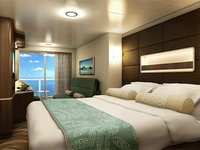 Norwegian Escape - Spa Mini Suite mit Balkon
