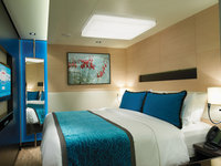 Norwegian Getaway - The Haven Familien Villa, Schlafzimmer