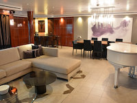 Norwegian Pearl - The Haven Owner´s Suite