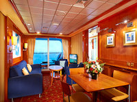 Norwegian Star - Familien Suite