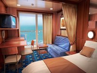 Norwegian Star - Mini Suite