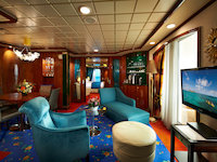 Norwegian Star - Owner's Suite