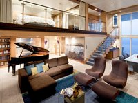 Oasis of the Seas - Royal Loft Suite