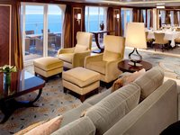 Oasis of the Seas - Royal Suite