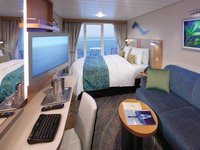 Oasis of the Seas - Superior Balkonkabine