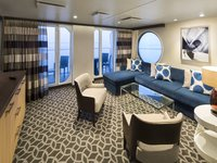 Ovation of the Seas - Royal Family Suite