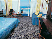 Pacific Princess - Mini Suite
