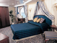 Pacific Princess - Owner Suite