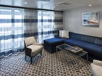 Quantum of the Seas - Royal Family Suite