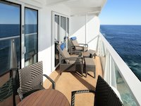 Quantum of the Seas - Superior Grand Suite Balkon