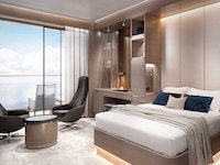 Ritz-Carlton Yacht - The Terrace Mid Suite