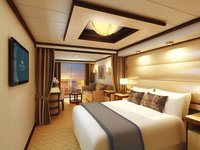 Royal Princess - Mini Suite mit Balkon