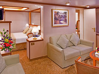 Ruby Princess - Familien-Suite