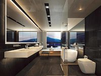 Scenic Eclipse 2 - Owner's Penthouse Suite - Badezimmer