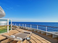 Seabourn Ovation - Grand Signature Suite - Balkon