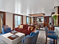 Seabourn Ovation - Grand Wintergarten Suite mit Balkon