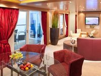 Seabourn Quest - Wintergarten Suite