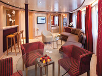 Seabourn Sojourn - Owner Suite