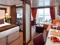 Seabourn Sojourn - Penthouse Suite
