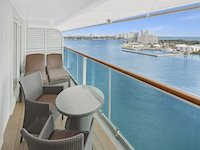 Serenade of the Seas - Grand Suite Balkon