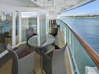 Serenade of the Seas - Royal Suite Balkon