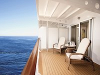 Seven Seas Explorer - Concierge Suite Balkon