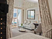 Seven Seas Mariner - Horizon View Suite