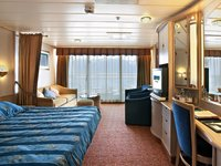 Splendour of the Seas - Junior Suite