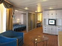 Splendour of the Seas - Royal Family Suite