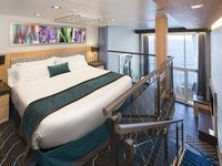 Symphony of the Seas - Crown Loft Suite