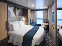 Symphony of the Seas - Innenkabine mit virtuellem Balkon