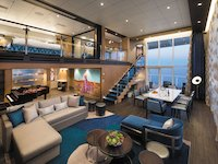 Symphony of the Seas - Royal Loft Suite