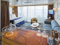 Vision of the Seas - Grand Suite Wohnbereich