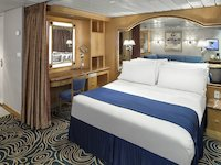 Vision of the Seas - Grand Suite Schlafbereich